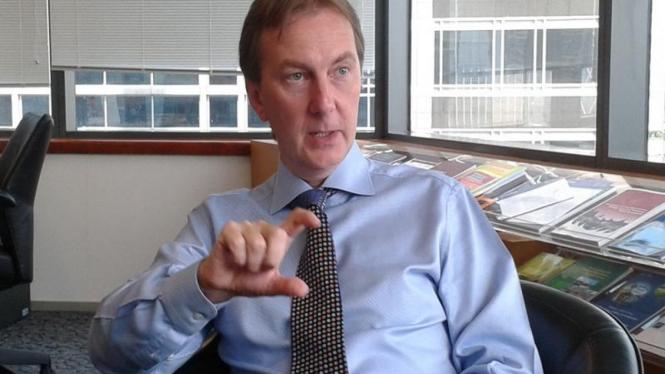Stefan Koeberle, Direktur Bank Dunia untuk Indonesia