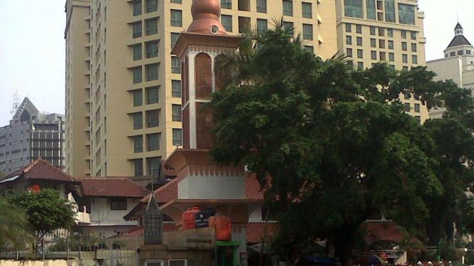 Masjid At Taibin, Senen, Jakarta Pusat