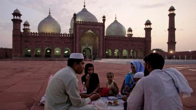 Ramadan di Pakistan