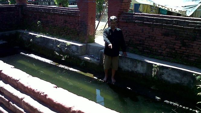 Balong Keramat Cirebon (Foto: Reza Putra | Cirebon)