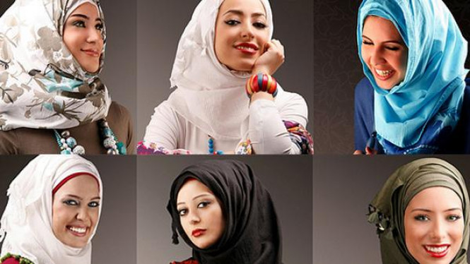 gaya jilbab Bokitta
