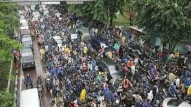 Populasi Sepeda Motor di Indonesia