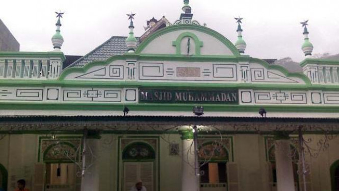 Masjid Muhammadan, Padang, Sumatera Barat