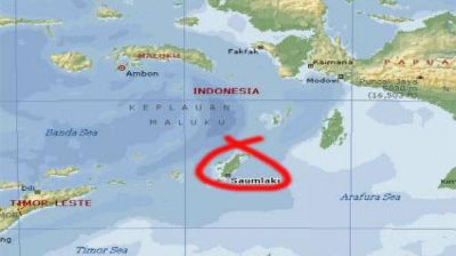 Saumlaki, Maluku