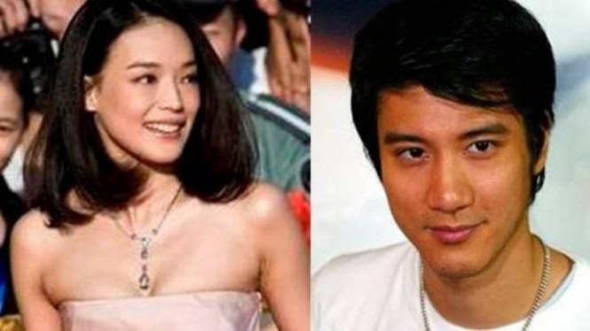 Shu Qi dan Wang Lee Hom