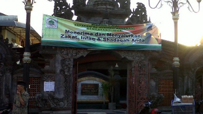 Masjid Bali