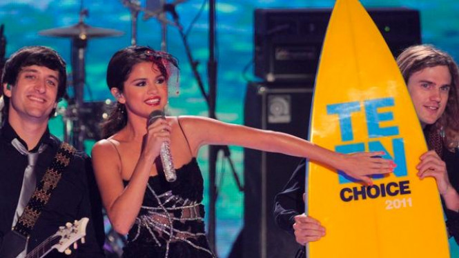 Selena Gomez Teen Choice Awards