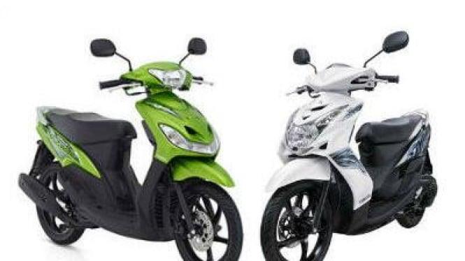 Yamaha Mio Sporty dan Mio Soul