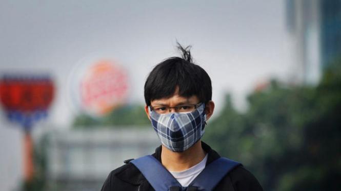 Masker Polusi Udara