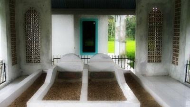 Makam Haji Piobang, Padang
