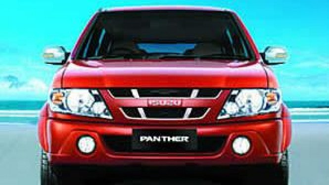 Isuzu Phanter