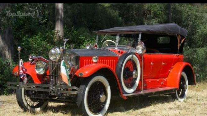 Rolls-Royce New Phantom buatan 1925