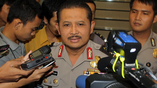 Kadiv Humas Mabes Polri Irjen Pol. Anton Bachrul Alam