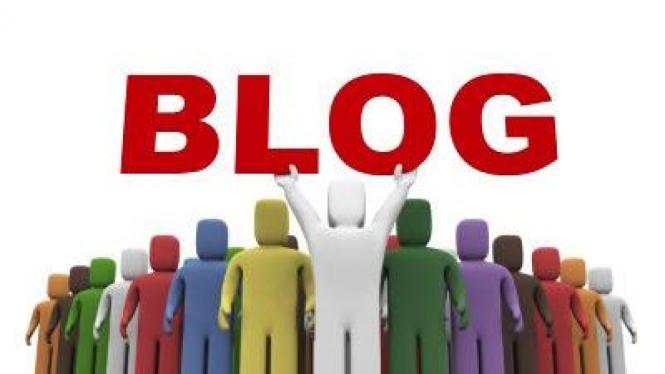 Ilustrasi Pengunjung Blog