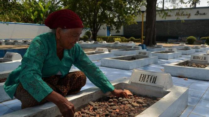 Cawi Salah Seorang Janda Pembantaian Rawagede