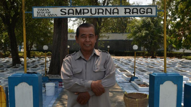 Sukarman, Ketua Yayasan Rawagede