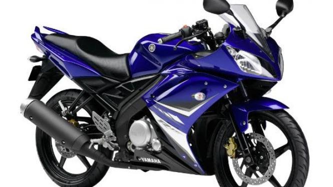 Yamaha YZF-R15 2011