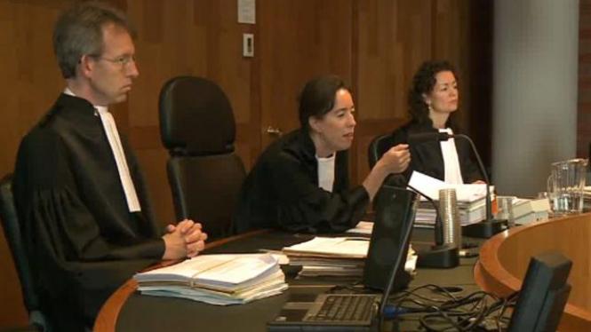Proses gugatan hukum kasus Rawagede di pengadilan Den Haag, Belanda