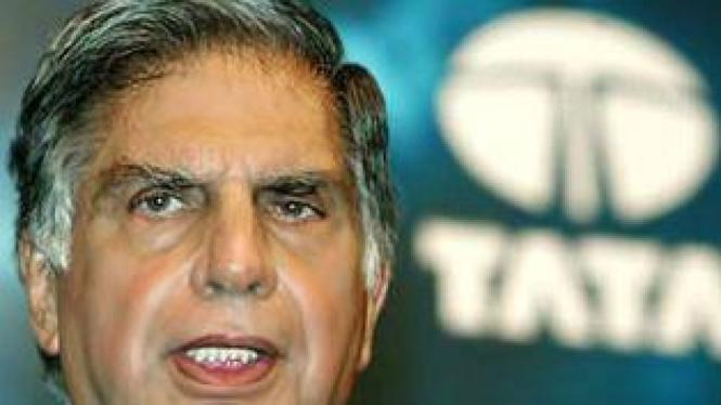 Ratan Tata, pemilik Tata Motors