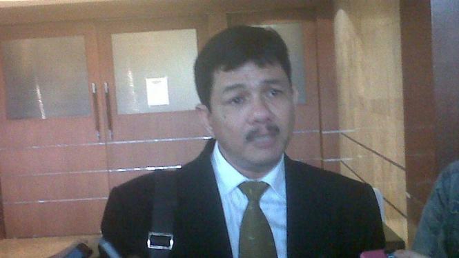Calon pimpinan KPK, Sayid Fadhil
