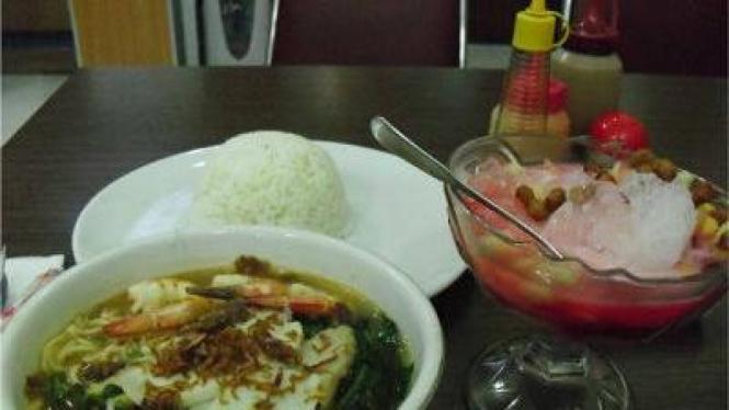 Bakso Ikan Singapura