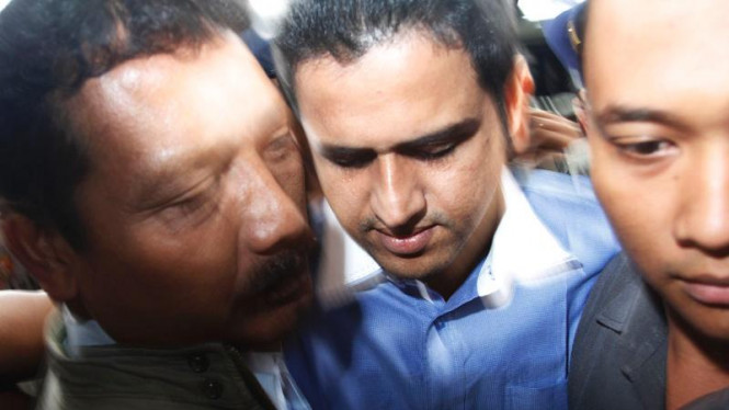 Nazaruddin Menjalani Pemeriksaan Perdana Di KPK