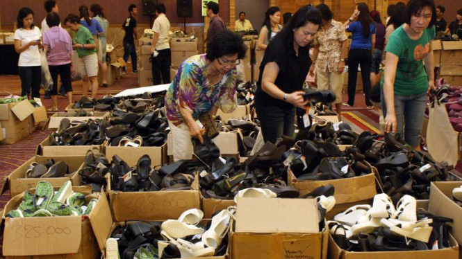 Crocs Crazy Sale 70 Persen Jelang Lebaran