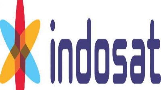 Lambang Indosat