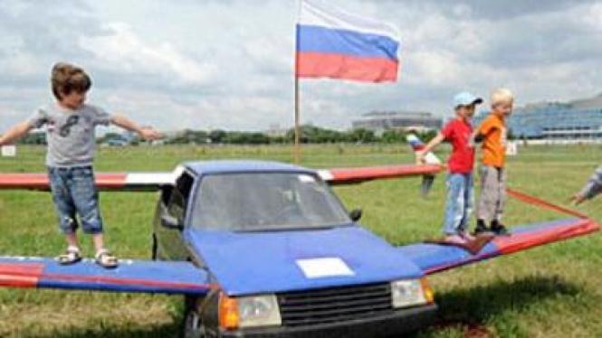 Mobil Terbang Valery Bulkagov