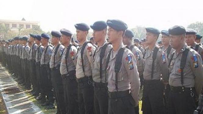 Apel Siaga Lebaran 2011, Jatim