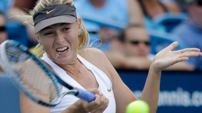 Catatan Momen-momen Krusial Karier Tenis Maria Sharapova