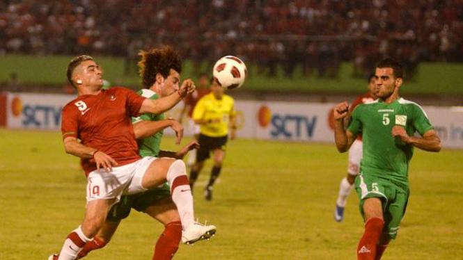 Indonesia VS Palestina