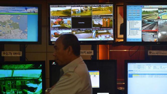 CCTV Arus Mudik