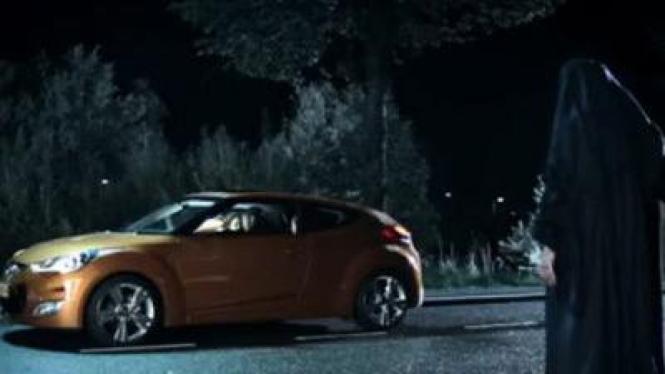 Cuplikan Iklan Hyundai Veloster