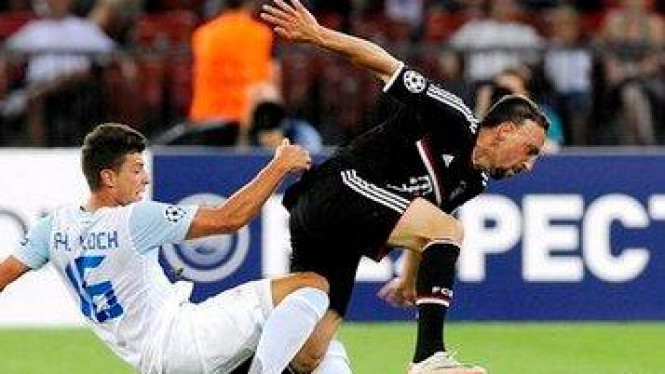 Franck Ribery (Bayern Munich/kanan)