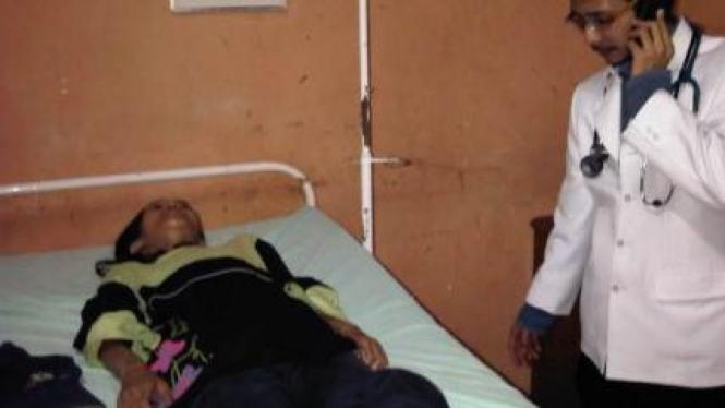 Pemudik korban pembiusan dirawat di Cirebon