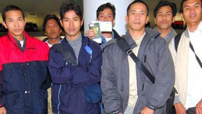 ABK Indonesia budak kapal Korea