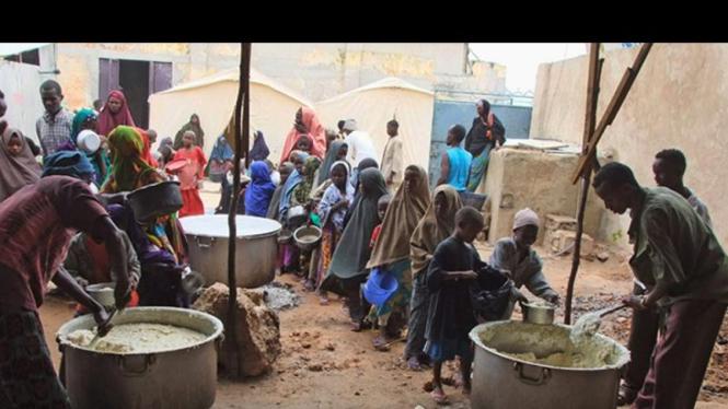 Bencana Kelaparan Di Somalia
