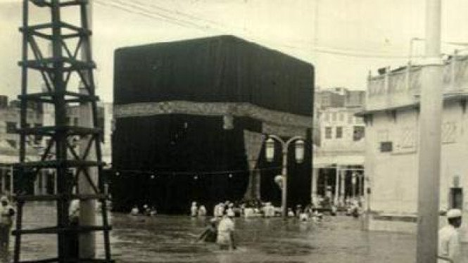 Banjir Ka'bah 1941