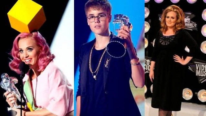 Pemenang MTV Video Music Awards 2011