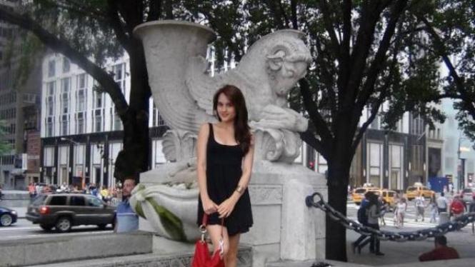 Cinta Laura di New York