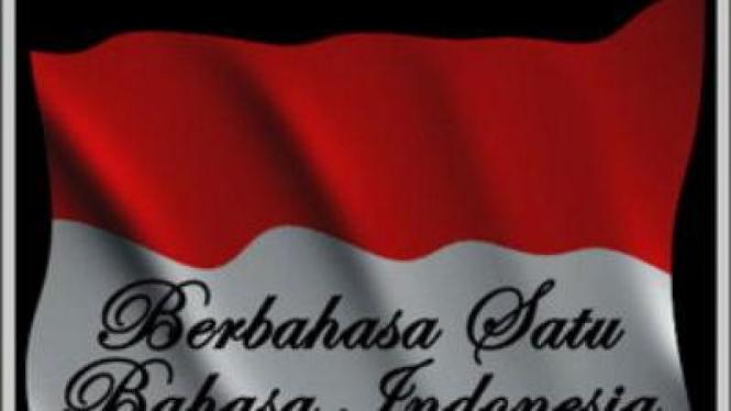 Berbahasa Satu, Bahasa Indonesia