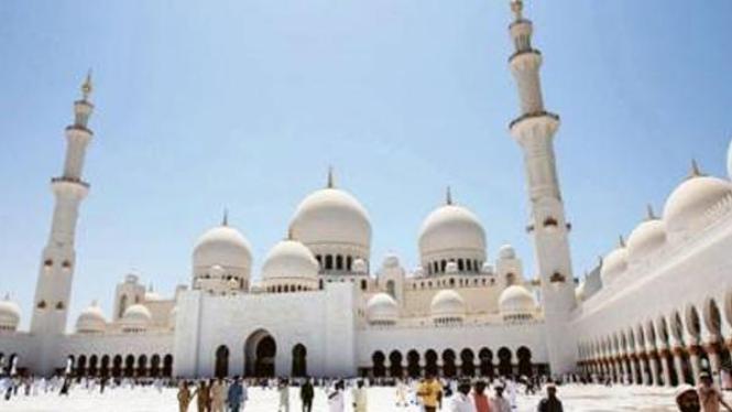 Masjid Agung di Arab Saudi