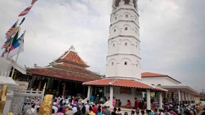 Idul Fitri Di Berbagai Tempat 2011