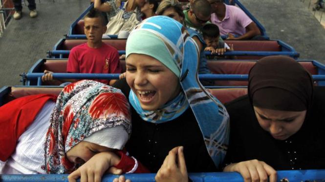 Idul Fitri di Israel
