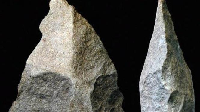 Kapak batu berusia 1,7 juta tahun