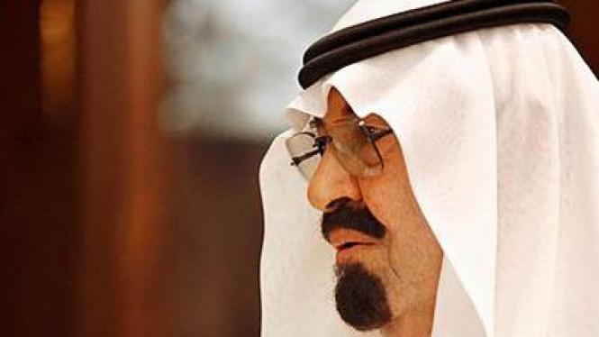 Raja Arab Saudi Abdullah