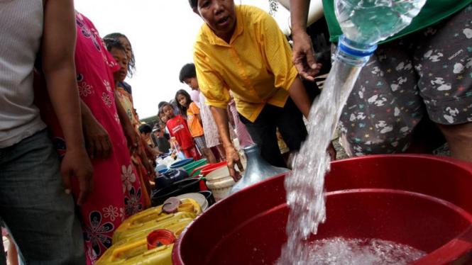Suplai Air Bersih