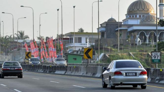 Tol Cipularang KM 96