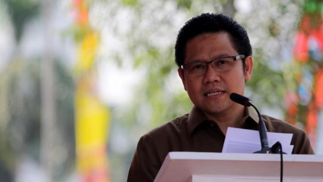 Menakertrans & Ketua Umum PKB Muhaimin Iskandar